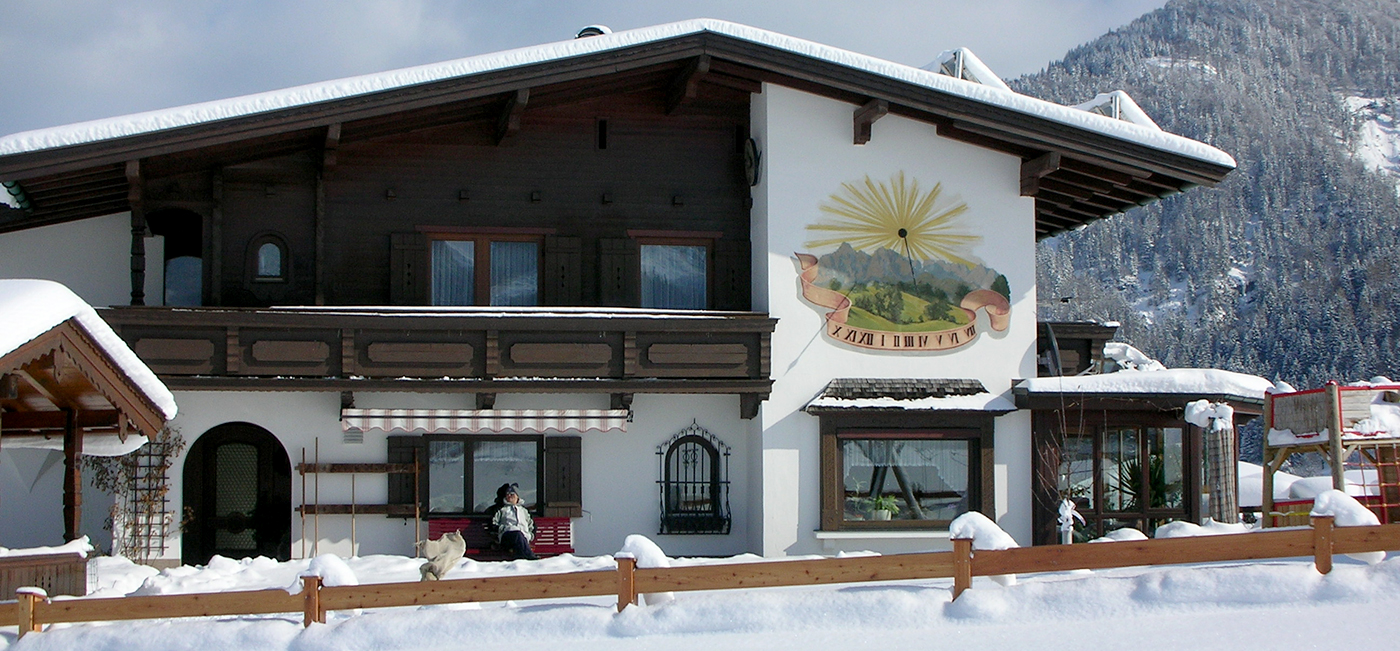 Gaestehaus Wallner Winter